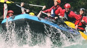 Rafting-Hum-Rafting Tara and Drina Rivers across Montenegro border-3