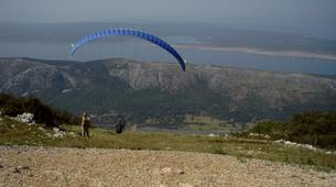 Paragliding-Tribalj-Tandem paragliding in Tribalj near Crikvenica-3