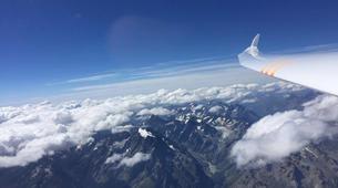 Scenic Flights-Pra Loup, Espace Lumière-Glider flight above the Ubaye Valley, Barcelonnette-4