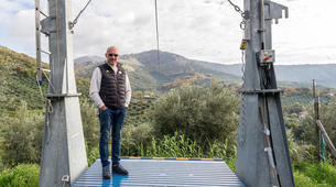 Tyrolienne-Rome-The World's Longest and Fastest Velocity Zip Line near Rome-6