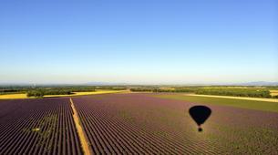 Montgolfière-Gorges du Verdon-Vol en Montgolfière en Provence depuis Puimoisson-6