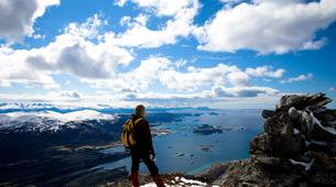 Hiking / Trekking-Bodø-Guided summit hike to Mt. Litltind in Bodø-2