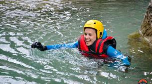 Canyoning-Gorges du Verdon-Randonnée Aquatique dans le Verdon-10