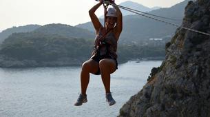 Tyrolienne-Dubrovnik-Zip line coastal adventure in Dubrovnik-6