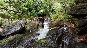 Canyoning-Tahiti-Canyon de Putoa à Tahiti-5