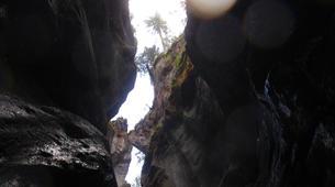 Canyoning-Imst-Xtreme canyoning at Kronburg Gorge in the Tirol-3