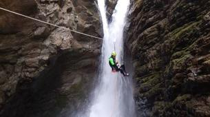 Canyoning-Castelnuovo di Garfagnana-Rio Selvano canyon in Tuscany-6