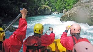 Rafting-Geneva-Rafting excursion on the Dranse River near Geneva-6