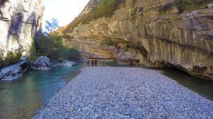 Canyoning-Gorges du Verdon-Randonnée Aquatique dans le Verdon-5