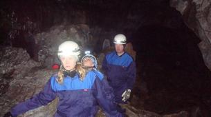 Caving-Iceland-Caving excursion in Gjábakkahellir, Thingvellir National Park-1