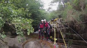 Canyoning-Potes-Canyoning the Rio Navedo near Potes-4