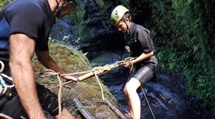 Canyoning-Tahiti-Canyon de Putoa à Tahiti-3
