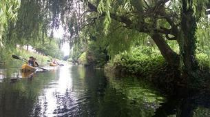 Kayaking-Dublin-Kayaking on Dublin's Grand Canal-5