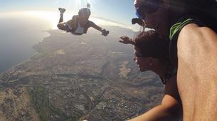 Skydiving-Maspalomas, Gran Canaria-Tandem skydiving near Maspalomas, Gran Canaria-4