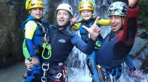 Canyoning-Spanish Catalan Pyrenees-Berros Canyon in the Spanish Pyrenees, near Sort-4