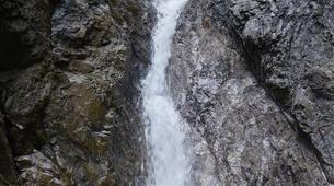 Canyoning-Imst-Xtreme canyoning at Dollinger Gorge in the Tirol-4
