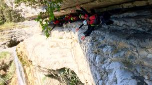 Canyoning-Lac de Garde-Canyoning Vione à Tignale près du Lac de Garde-6