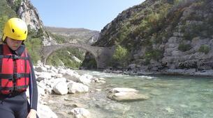 Canyoning-Gorges du Verdon-Randonnée Aquatique dans le Verdon-6