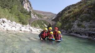 Canyoning-Gorges du Verdon-Randonnée Aquatique dans le Verdon-11
