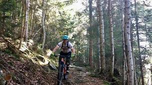Mountain bike-Chamonix Mont-Blanc-Mountain bike excursion in the Chamonix Valley-3