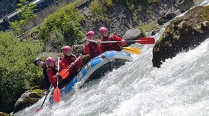 Rafting-Geneva-Rafting excursion on the Dranse River near Geneva-3