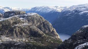 Randonnée / Trekking-Stavanger-Nature hike to Preikestolen (Pulpit Rock) in Ryfylke-10