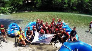 Rafting-Hum-Rafting Tara and Drina Rivers across Montenegro border-2