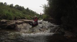 Canyoning-Potes-Canyoning the Rio Navedo near Potes-6