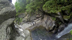 Canyoning-Gorges du Tarn-Canyon of Tapoul in the Cevennes National Park-5