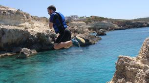 Coasteering-La Canee-Coasteering in Chania, Crete-1