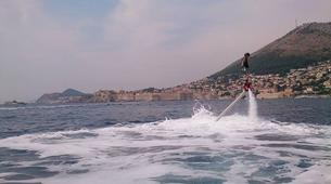 Flyboard / Hoverboard-Dubrovnik-Flyboard on Titova Villa Beach, Dubrovnik-1
