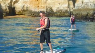 Stand Up Paddle-Lagos-Stand up paddle rentals on Batata beach, Algarve-4