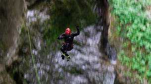 Canyoning-Bled-Canyoning to Lake Bled in Bohinj Valley-2