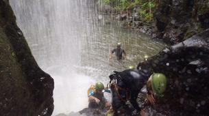Canyoning-Tahiti-Canyon des Lavatubes à Tahiti-2