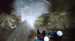 Canyoning-Annecy-Canyon du Pont du Diable, Bellecombes-en-Bauges-8