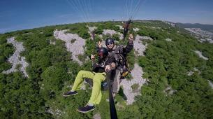 Parapente-Plitvice Lakes National Park-Tandem paragliding in Plitvice Lakes National Park-3