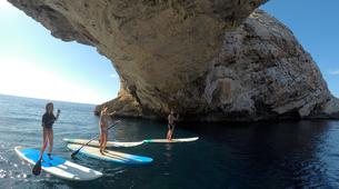 Stand up Paddle-Ibiza-SUP excursions from San Antonio, Ibiza-7