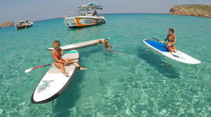 Stand up Paddle-Ibiza-SUP excursions from San Antonio, Ibiza-11