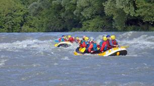 Rafting-Geneva-Rafting excursion on the Dranse River near Geneva-1