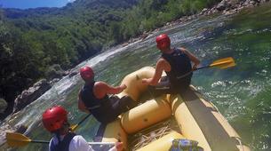 Rafting-Hum-Rafting Tara and Drina Rivers across Montenegro border-1