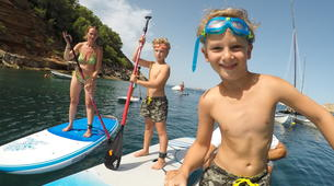 Stand up Paddle-Ibiza-SUP excursions from San Antonio, Ibiza-9