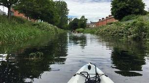 Kayaking-Dublin-Kayaking on Dublin's Grand Canal-2