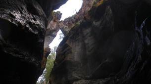 Canyoning-Imst-Xtreme canyoning at Kronburg Gorge in the Tirol-6