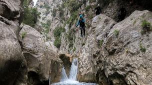 Canyoning-Saint-Paul-de-Fenouillet-Canyon des Gorges de Galamus dans les Pyrénées-5