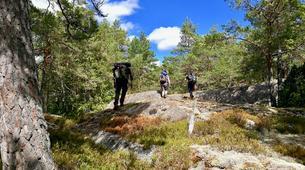 Randonnée / Trekking-Stockholm-Hiking excursion near Stockholm-1