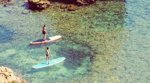 Stand Up Paddle-Lagos-Balade en SUP dans les Grottes de Lagos-1