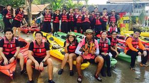 Kayak de mer-Singapour-Kayaking tour to Ketam Island from Pulau Ubin-7