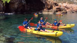 Sea Kayaking-Dénia-Kayaking excursions in Costa Blanca from Denia-2