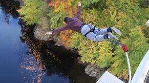 Bungee Jumping-Killiecrankie-Bungee Jump over the Garry River in Killiecrankie-5