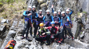 Canyoning-Lechtal-Canyoning in the Hochalpschlucht, Lechtal-5